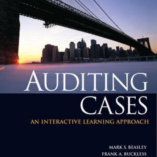 Auditing problems solution manual