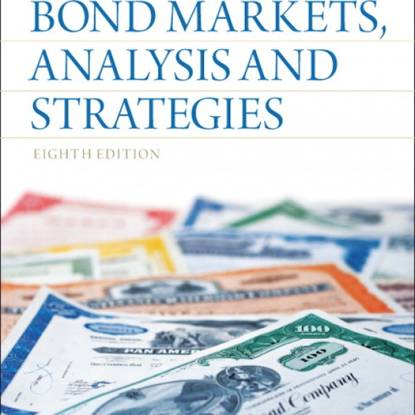 solution manual for bond markets analysis and strategies 8 Financial Accounting Weygandt S Financial and Managerial Accounting