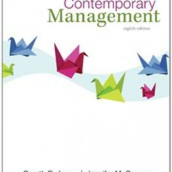 contemporary management 6th edition pdf free download