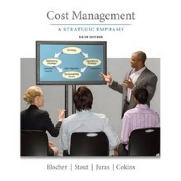 cost management a strategic emphasis test bank Free sample 1 test bank for cost management a strategic emphasis 5th edition by blocher multiple choice questions are the biggest motivation for you to sit down and study.