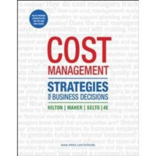 "cost management strategies for business decisions test bank Be the first to review ""cost management strategies for business decisions hilton 4th edition test bank"" cancel reply you must be logged in to post a comment."