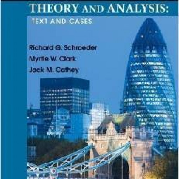 financial accounting theory case studies chapter 8 The case studies are drawn from australian and international sources that are ideal for individual and group-based activities this chapter traces tle historical development of accounting theory and illustrates how the view of accounting has changed over time.