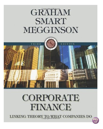 corporate finance test bank ch1 Moting a sound corporate image and the role the financial mar- kets play in   chapter 1 introduces managerial finance and its key role in helping an organiza.
