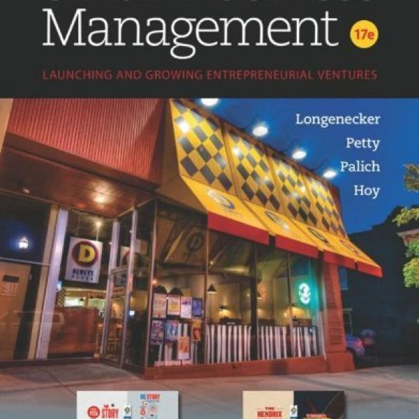 longenecker small business management pdf 6th edition