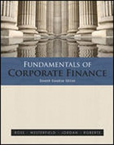 corporate finance ross 10th edition solutions manual pdf